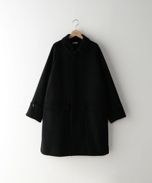 <Steven Alan> MLTN PATCH BAL CT/莫爾敦呢大衣