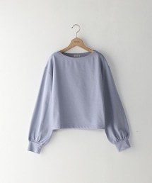 <Steven Alan>COTTON PUFF SLEEVE SWEAT PULLOVER/衛衣