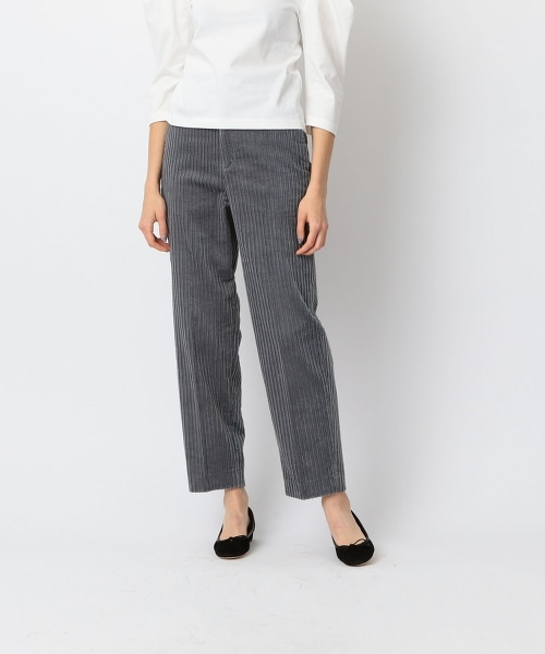 <Steven Alan>∴HEAVY CORDUROY PEG-TOP TROUSERS/燈芯絨老爺褲