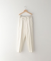 <Steven Alan>COTTON SATIN PEG TOP SABRINA PANTS/SABRINA老爺褲