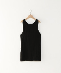 <Steven Alan>BACK CROSS NO-SLEEVE BLOUSE/後身交叉無袖上衣