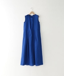 <Steven Alan>FLY FRONT NO SLEEVE ONE-PIECE/洋裝