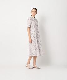 <Steven Alan>∴FLOWER LIBERTY PRINT DRESS/LIBERTY印花洋裝