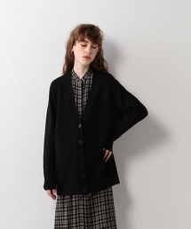 <Steven Alan>SOFT WOOL V-NECK CARDIGAN/對襟毛衣