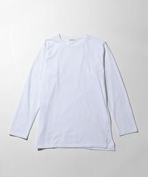 <monkey time> 30TJK LONG TEE/長版圓領T恤