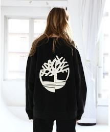 <Timberland × monkey time> SWEAT CREW/圓領衛衣