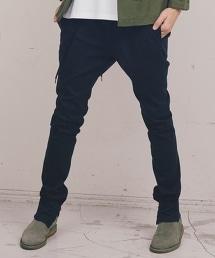 <monkey time> ST TWILL ZIP JGGS/斜紋布牛仔褲