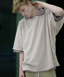 <monkey time> CHIFFON WIDE PULLOVER/襯衫