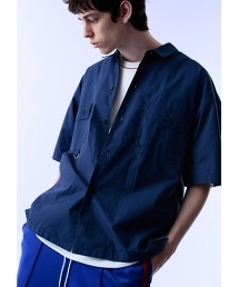<monkey time>  DMP FISHERMAN SHIRT/飛蠅釣襯衫