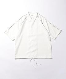 <monkey time>  DRY/CHAMB PPNG SHIRT/襯衫