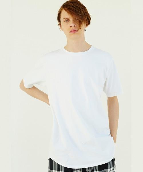 <monkey time> 40/2 TJK LONG S/SL T/半袖T恤