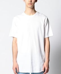 <monkey time> 40THML LONG  S/SL TEE/T恤衫