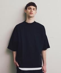 <monkey time> TJK MOCKNECK DOLMAN TEE/T恤衫