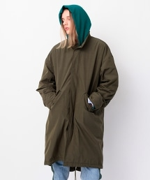 <monkey time> TC/NYLON FISHTAIL COAT/魚尾外套(Fishtail Coat)