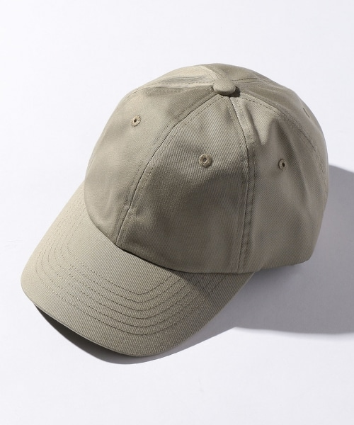 <monkey time> SOLID TWILL PL CAP/棒球帽