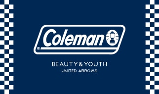 【BEAUTY&YOUTH特別訂製單品】Coleman X BEAUTY&YOUTH