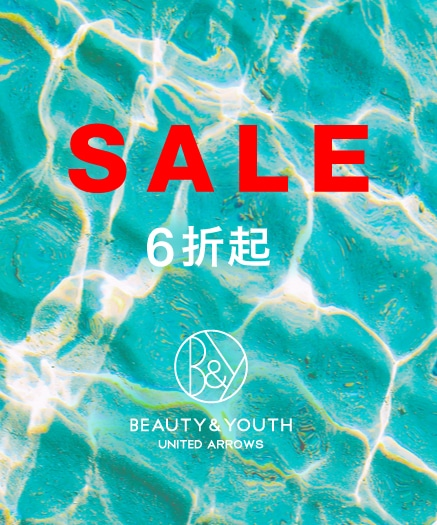 2018 BEAUTY&YOUTH SUMMER SALE 開始!