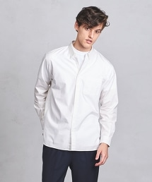 UAST 水洗長袖釦領襯衫