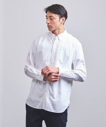 UASB 細平棉布短版扣領襯衫 OUTLET商品