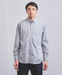 UASB 細平棉布短版扣領襯衫