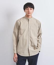 ○UASB 定番立領襯衫