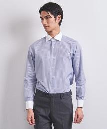 UADT 細條紋 牧師襯衫 OUTLET商品