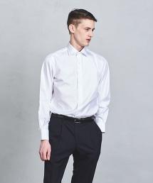 UADT 斜紋織 短袖寬版襯衫