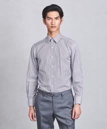 UADT 間隔條紋標準領襯衫