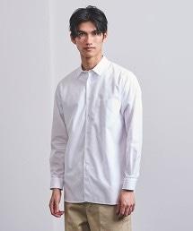 <UNITED ARROWS> 府綢標準領襯衫 OUTLET商品
