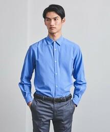 <SOVEREIGN>  棉/天絲 府绸 標準領襯衫 日本製