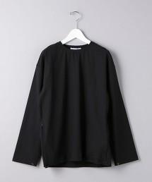 <UNITED ARROWS> 尼龍 聚酯纖維 長袖 T恤 日本製