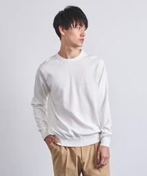 ○UASB ASIC 高密織圓領針織衫