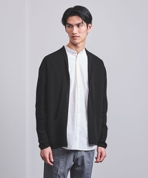 □UAST CO/RY 無釦對襟外套† OUTLET商品