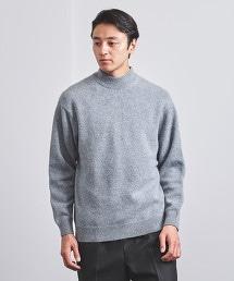 <UNITED ARROWS> MNGL/CASH 微高領 針織毛衣†