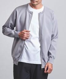<SLOANE> 【特別訂製】上下拉鍊 圓領 對襟外套