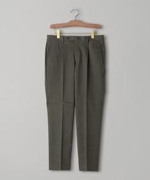 <UNITED ARROWS> PK布 1P 錐形褲