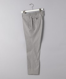 <SOVEREIGN> SC CTN/P SRK 無摺錐形褲 OUTLET商品