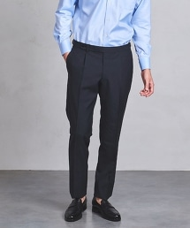 UADT 側邊調整帶 單褶西裝褲 OUTLET商品