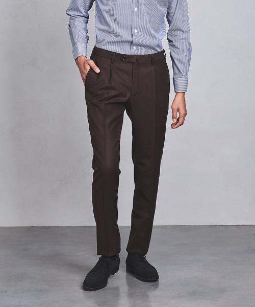 UADT 法蘭絨 1P 錐形長褲
