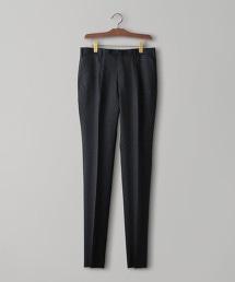 UADT 細格紋 1P 錐形褲