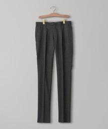 UADT 窗格紋 1P 錐形褲