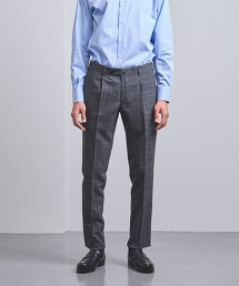 UADT WL 格紋1P錐形褲