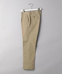 <UNITED ARROWS> 綾織彈性 1P 錐形褲