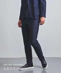 <UNITED ARROWS COZY> 仿丹寧 L型口袋 長褲