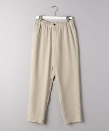 <UNITED ARROWS> 無摺 輕便褲