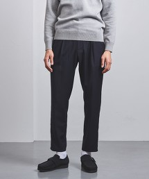 <UNITED ARROWS> REDA 2P 側腰碎褶長褲  日本製