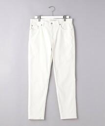 <UNIETD ARROWS> 有機棉 燈芯絨長褲 修身錐形 日本製
