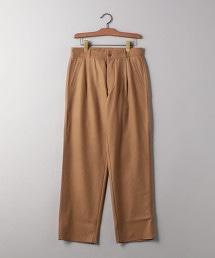 <CELLAR DOOR> 軟厚呢 單摺長褲