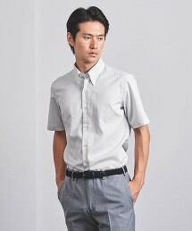 <SOVEREIGN> EASY CARE 方格紋 釦領襯衫