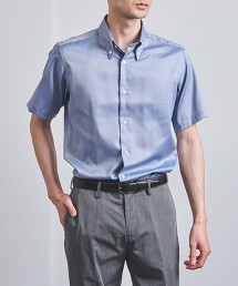<SOVEREIGN> EASY CARE  精紡牛津布 釦領襯衫